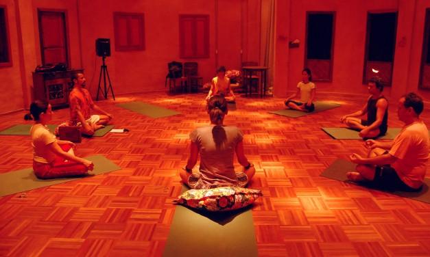 O propósito do Yoga e o papel do professor