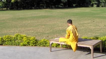 A Meditação no Espaço Mítico