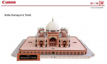 Arquitetura da Índia para ter em casa