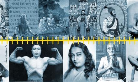 História do Yoga, em curso à distância