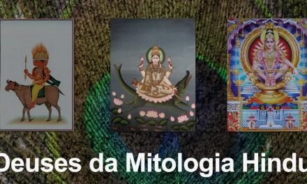 Curso descreve os deuses da mitologia hindu